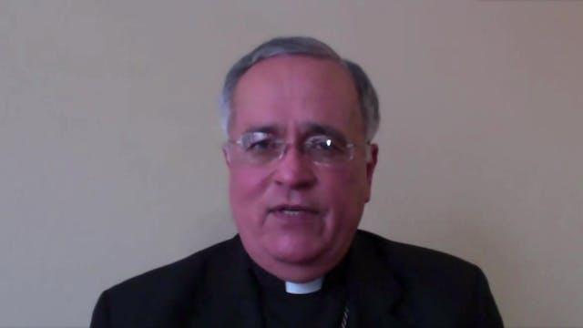 Bishop Báez: I wouldn't have left Nic...
