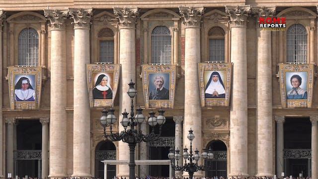Roma inaugura exposición sobre el leg...