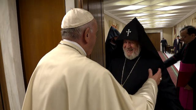Why Pope Francis is gathering the Chr...