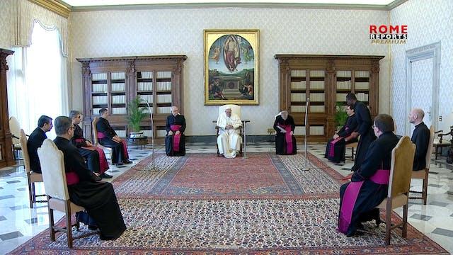 El Papa en la Audiencia explica cómo ...