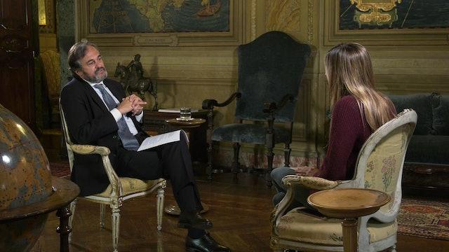 """Embajador de Portugal: """"La JMJ pondrá a Lisboa en la mira de los católicos"""""""
