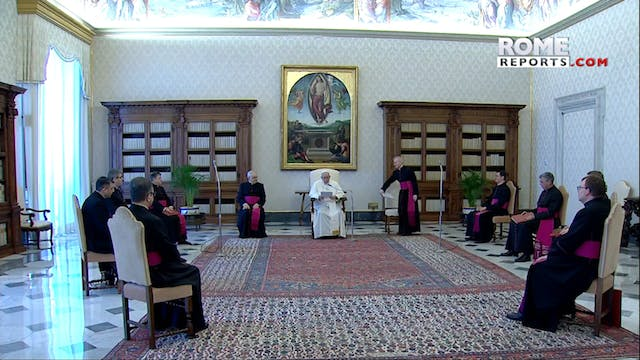 Pope at the Audience: We cannot toler...