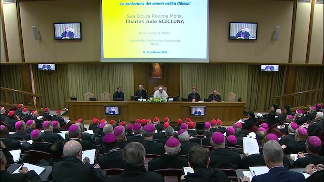 Card. Tagle & Arch. Scicluna: victims must not be ignored and the law respected