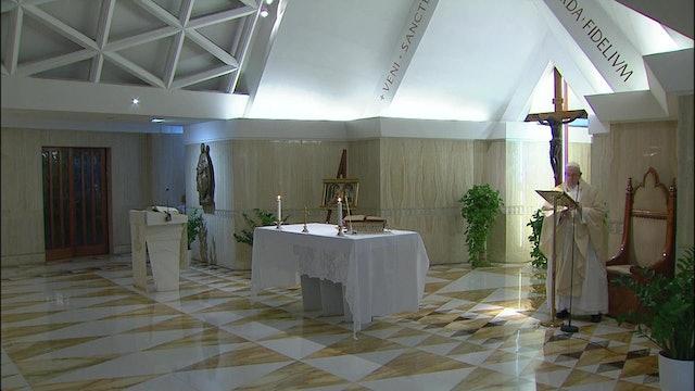 Papa reza por las monjas que están cuidando a enfermos de coronavirus