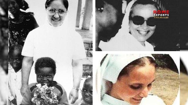 6 monjas que murieron durante brote d...