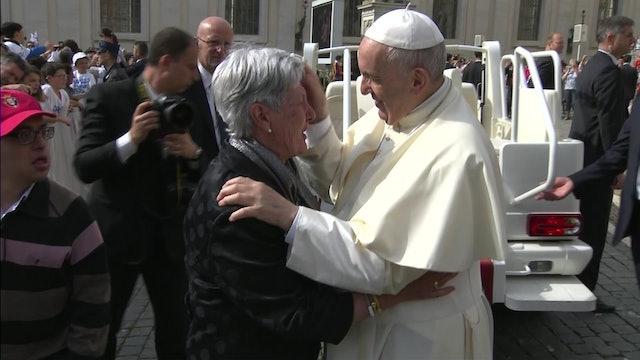 Francisco: O estás con Dios o estás con el diablo. Pero no con los dos