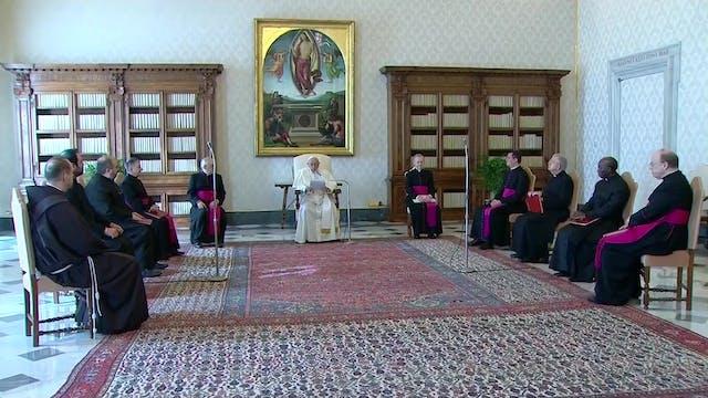 "Pope Francis to Iraqi emigrants: ""If ..."