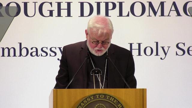 Gallagher: La pandemia ha desafiado nuestro compromiso con la protección