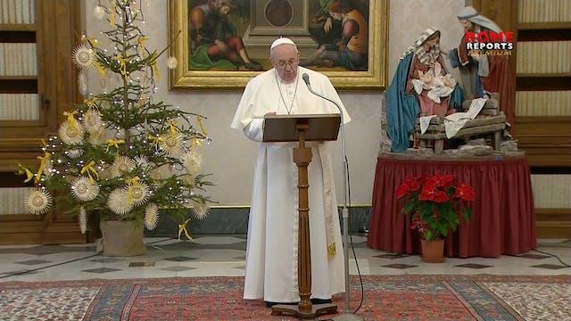 El Mundo visto desde el Vaticano 13-0...