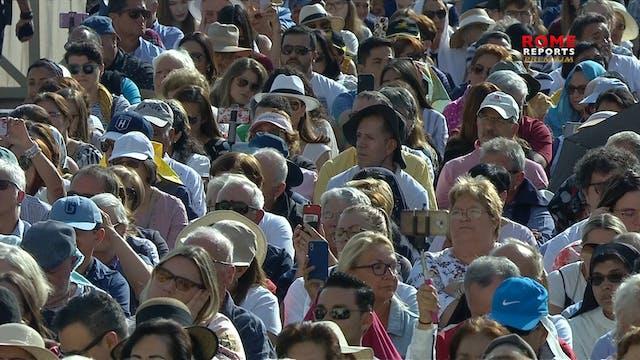 Papa en la audiencia: Los imperios de...