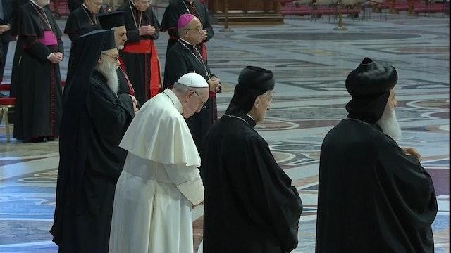 Programa semanal: El mundo visto desde el Vaticano 07-07-2021