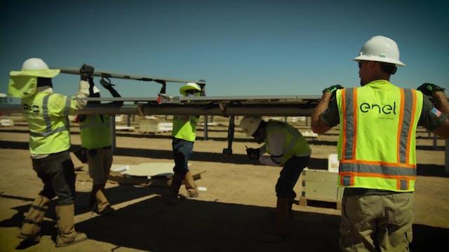 Enel: Empleados donan días de vacacio...