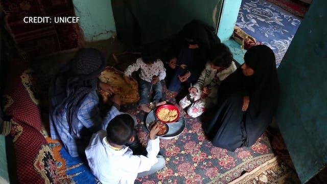Papa pide ayuda para Yemen: 1.8 millo...