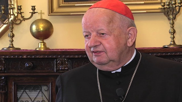 Cumple 80 años el cardenal Stanisław Dziwisz, exsecretario de Juan Pablo II