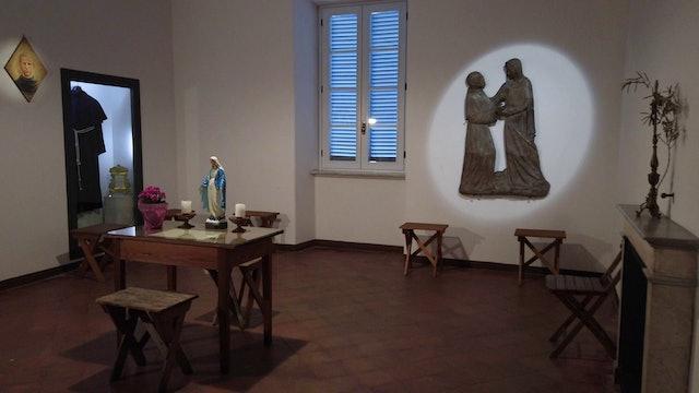 Franciscan center in Rome preserves St. Maximilian Kolbe's room