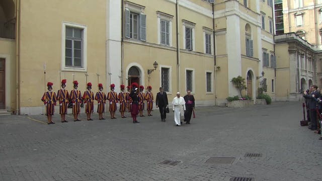 May 2019: Vatican publishes new laws ...