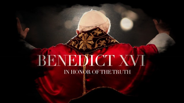 Benedict XVI - In honor of the Truth