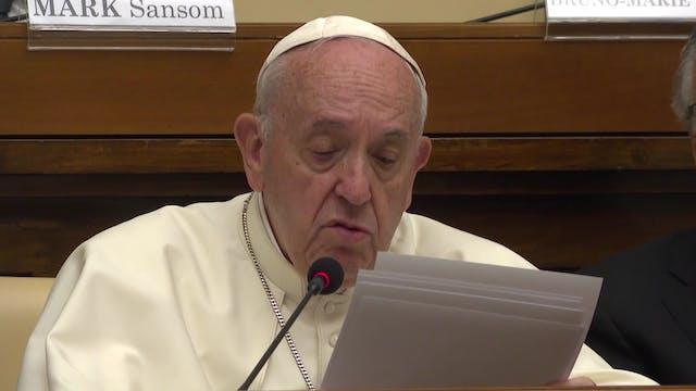 Papa a petroleras: La crisis climátic...