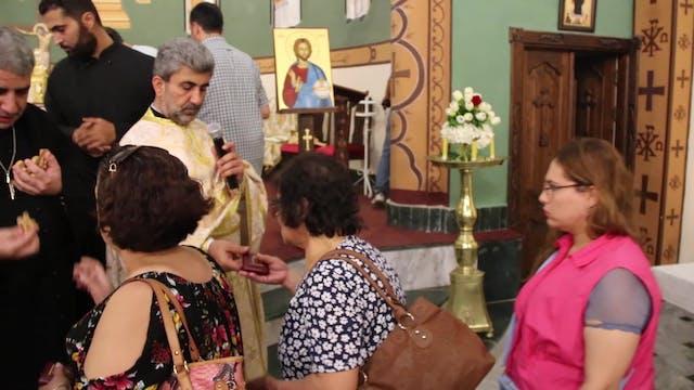 Entregan 6.000 rosarios a familiares ...