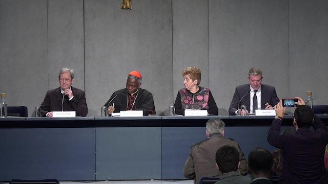 Vaticano presenta mensaje de Cuaresma del Papa, una llamada a la conversión