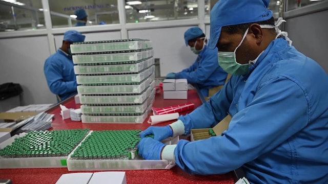 Llegan a Ghana las primeras dosis de la vacuna contra el COVID