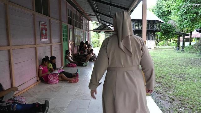 Amenazas que recibe la Iglesia en el Amazonas por combatir la trata de personas