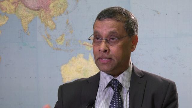 Secretario de Cáritas: Nuestro trabajo no es solo ayudar, es sufrir con ellos