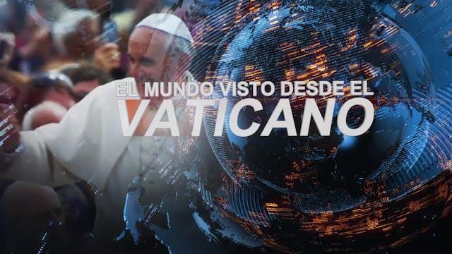 El Mundo visto desde el Vaticano 21-0...