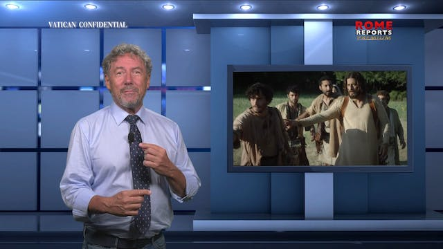 What makes the portrayal of Jesus in ...