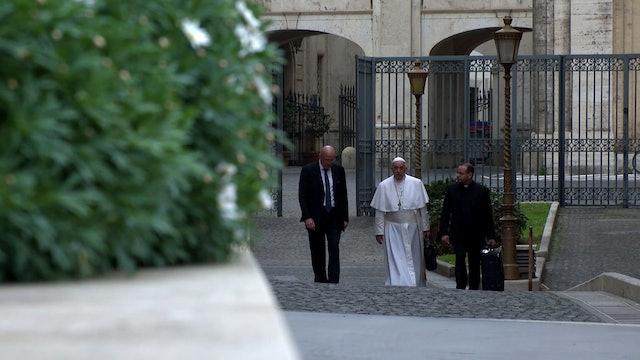 Papa Francisco dio negativo a test del coronavirus