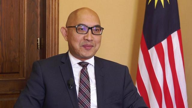 Malaysia's new Vatican ambassador: inter-religious dialogue, peace, solidarity