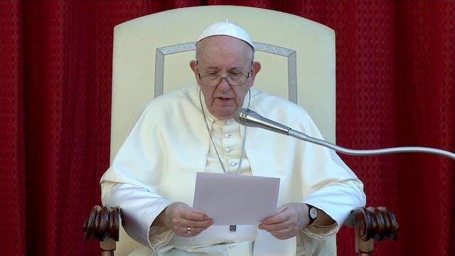 Papa pide a los políticos que dialogu...