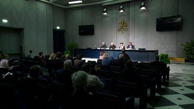 Vaticano reúne a los grandes expertos...