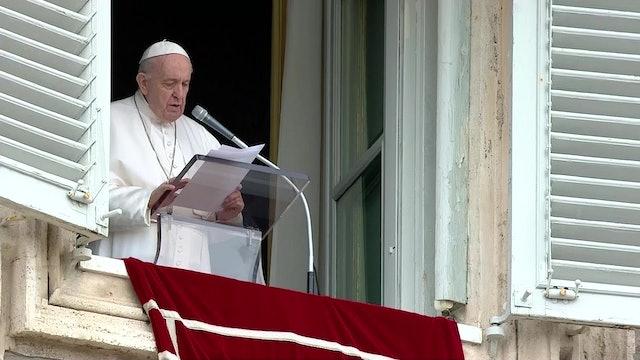 Programa semanal: El mundo visto desde el Vaticano 19-05-2021