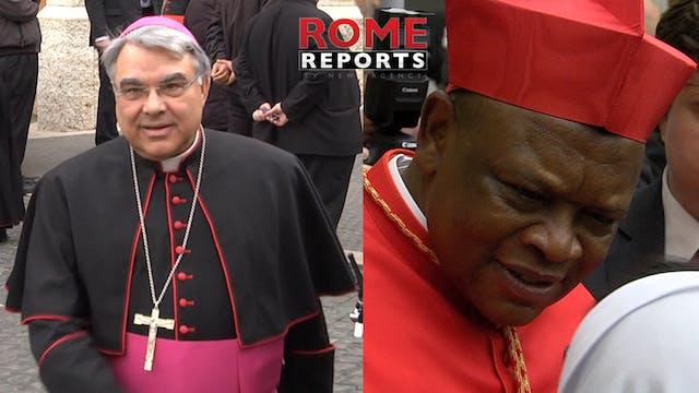 Papa confía a Marcello Semeraro y a F...