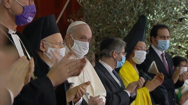 Presidente COP26: Para el Papa es cla...