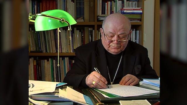 Cardinal Elio Sgreccia, important lea...