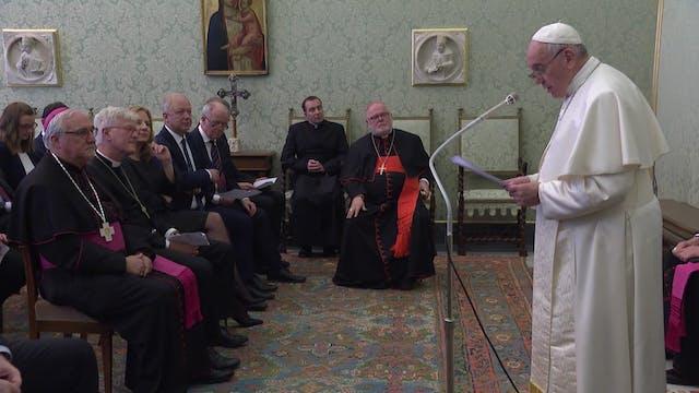 """Papa expresa preocupación por """"el ava..."""