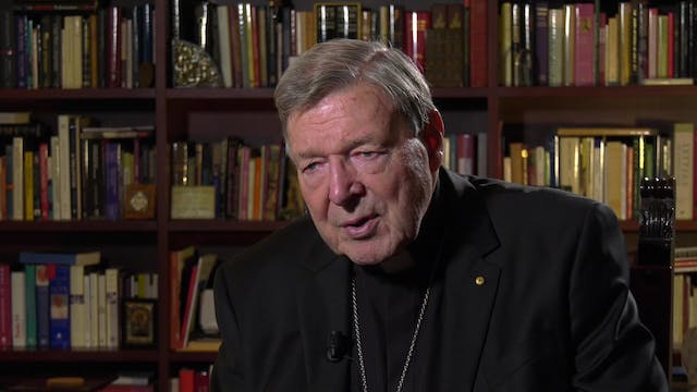 FULL INTERVIEW: Cardinal Pell after a...