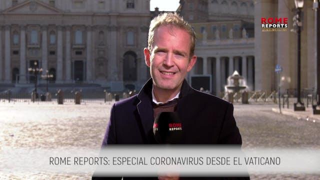 ESPECIAL CORONAVIRUS: Agenda reducida...