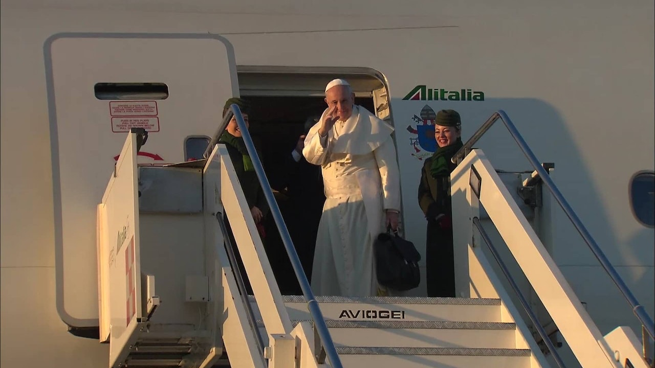Pope Francis Trips