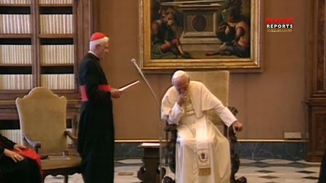 The many achievements of Benedict XVI...