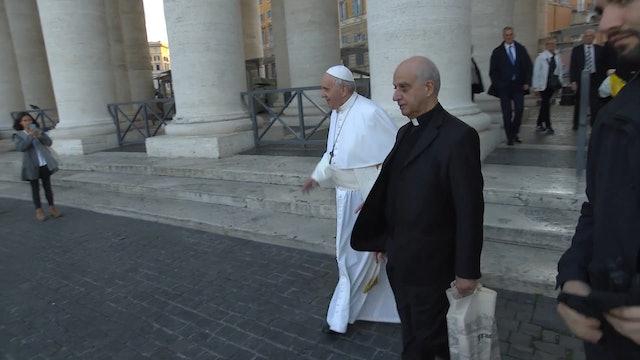 Papa Francisco permanecerá siete días internado