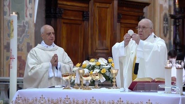 Pope Francis' Mass for Myanmar brings...