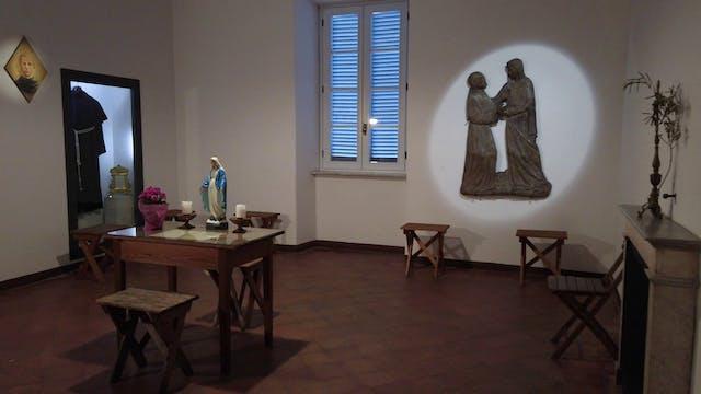 Colegio franciscano en Roma preserva ...