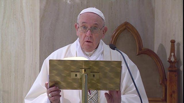 Papa Francisco reza por ancianos que ...