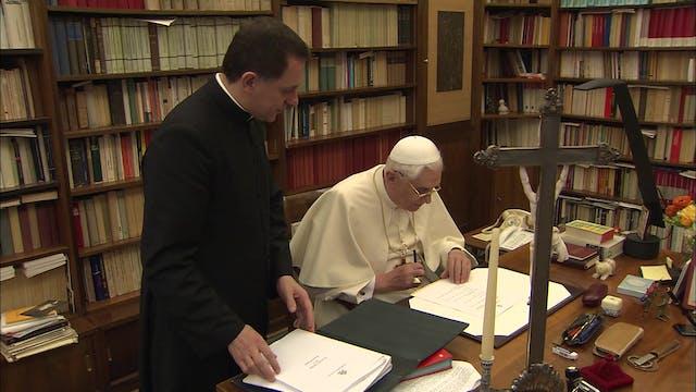 Benedicto XVI escribe carta por los 1...