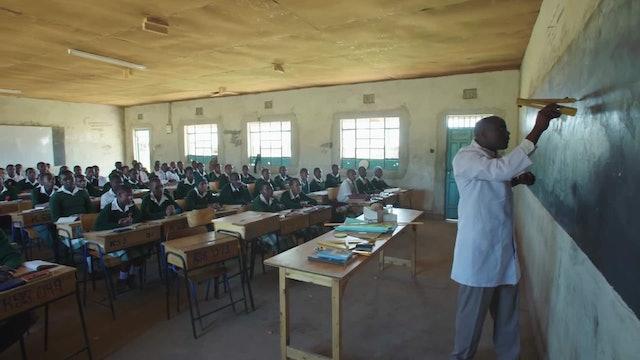 El mejor profesor del año es un fraile franciscano de Kenia