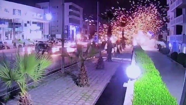 Atentado con cohetes en Erbil, a poca...