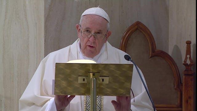 Papa reza por farmacéuticos tras ser ...